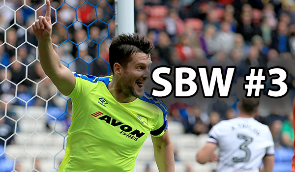 SBW #3: Bolton, PNE and Chris Martin