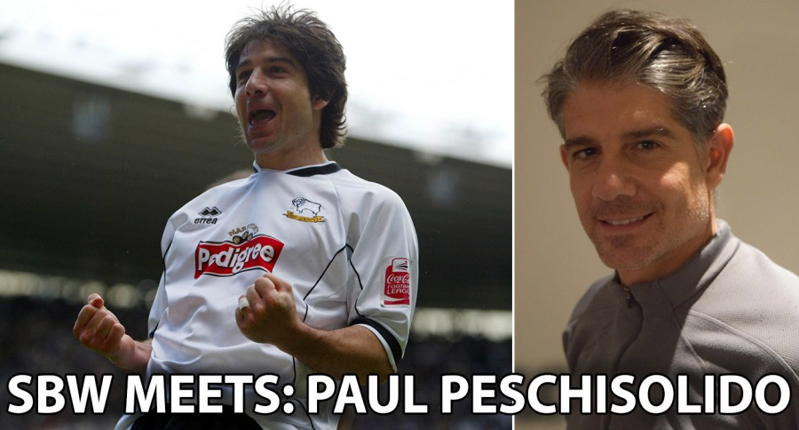 SBW 20: Paul Peschisolido