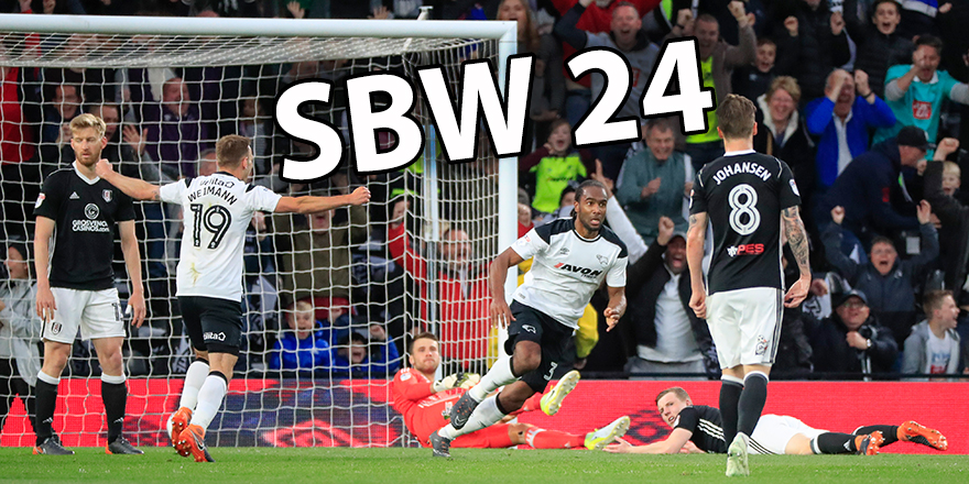 SBW 24: Advantage Derby