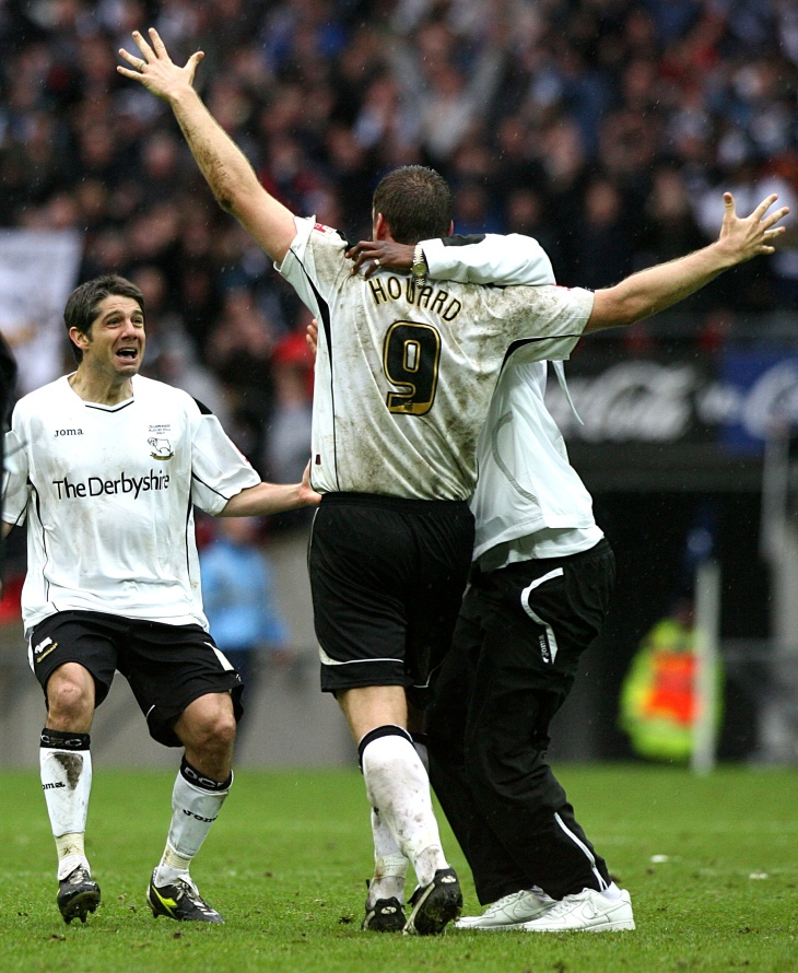 Soccer - Coca-Cola Football League Championship - Play Off Final - Derby County v West Bromwich Albion - Wembley