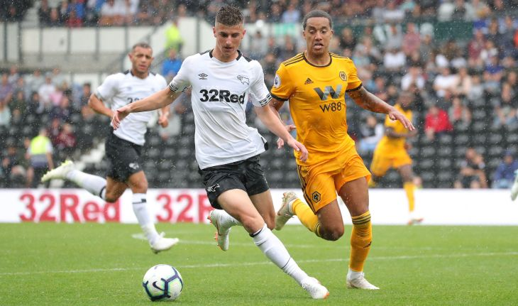 Will Mason Mount be trusted in the 'no.10' role, or as a deeper central midfielder?