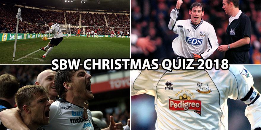 The SBW Christmas Quiz2018!