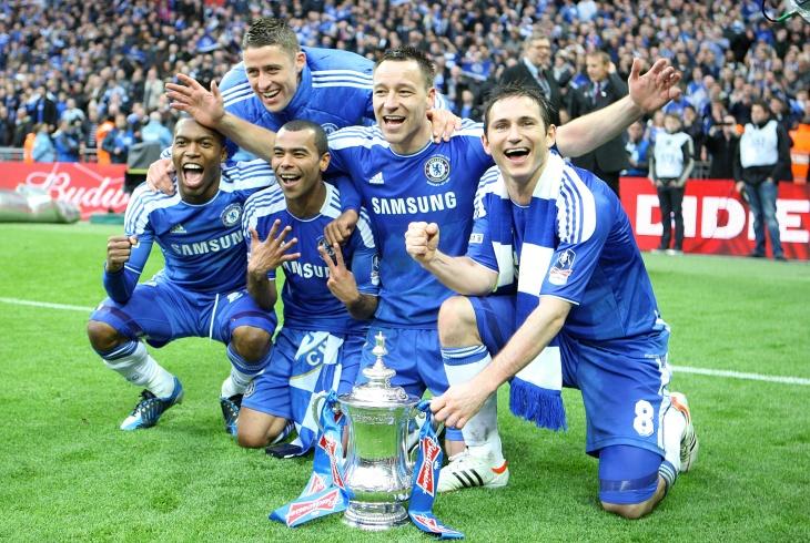 Soccer - FA Cup - Final - Liverpool v Chelsea - Wembley Stadium