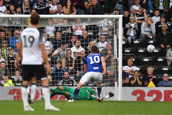 Derby County v Birmingham City