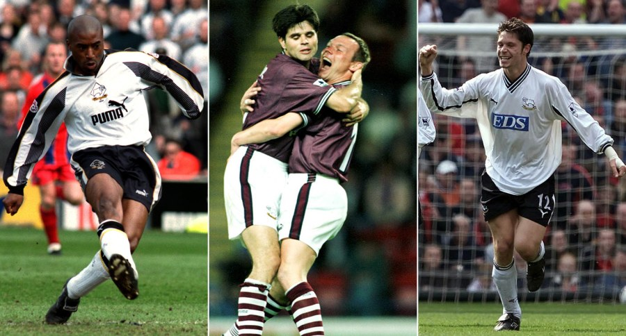 Jim Smith: Six games which defined the Bald Eagle's Derby era