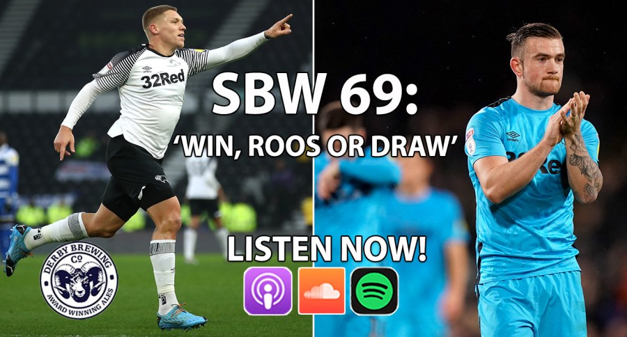 SBW 69: Win, Roos or Draw