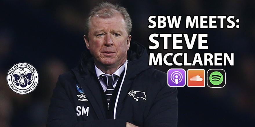 SBW Meets: SteveMcClaren