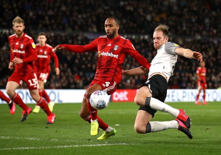 Derby County v Fulham - Sky Bet Championship - Pride Park