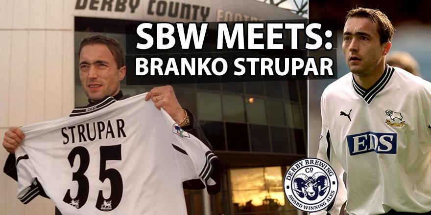 SBW Meets: BrankoStrupar